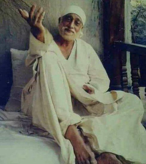 Sri Sai Baba Images