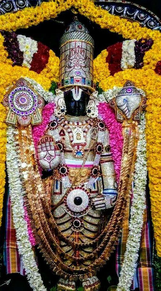 Sri Venkateswara Swamy Images