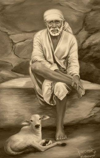 God Sai Ram Pics