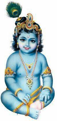 Kanha Cute Images