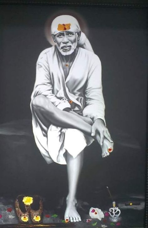 Om Sai Ram Wallpapers