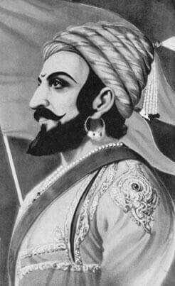 Shivaji Black and White Images HD Pics