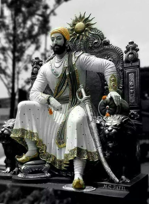 Shivaji Singhasan Images Pics