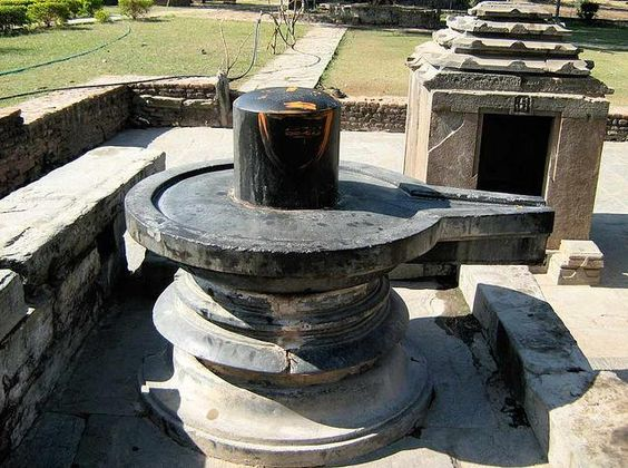 Picture of Ancient Shivling